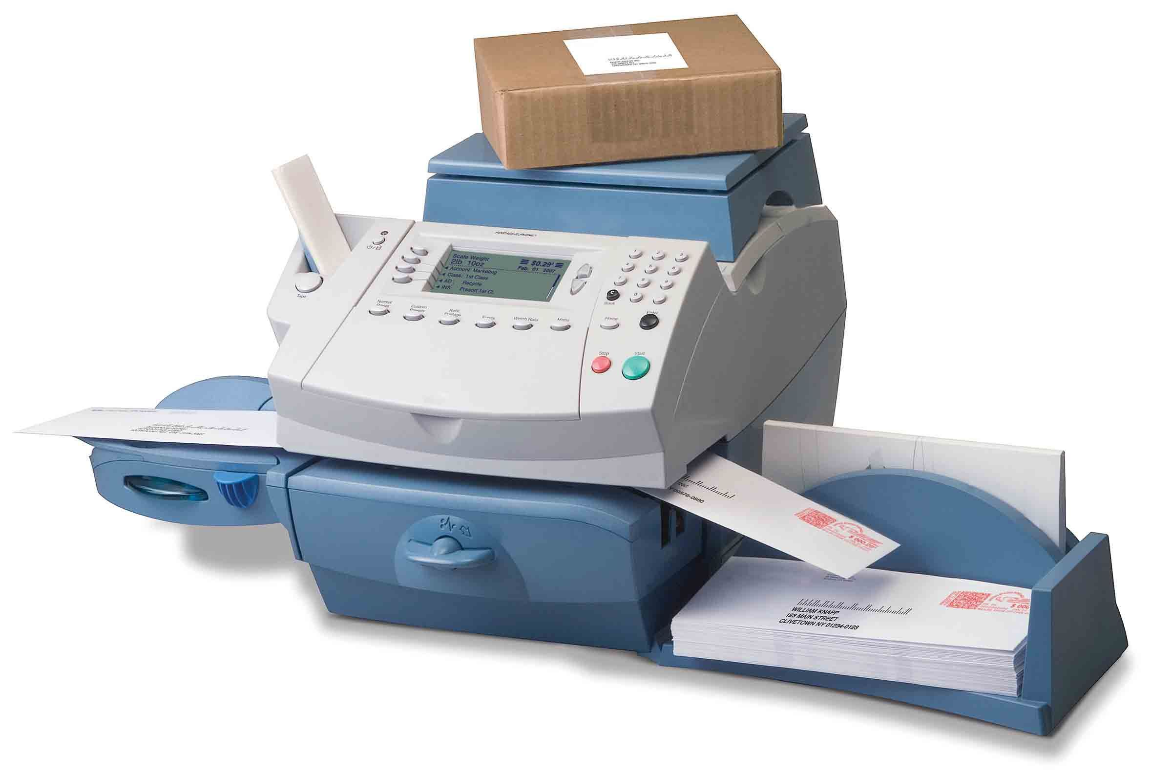 Digital Postage Meters Mailing Systems Typac